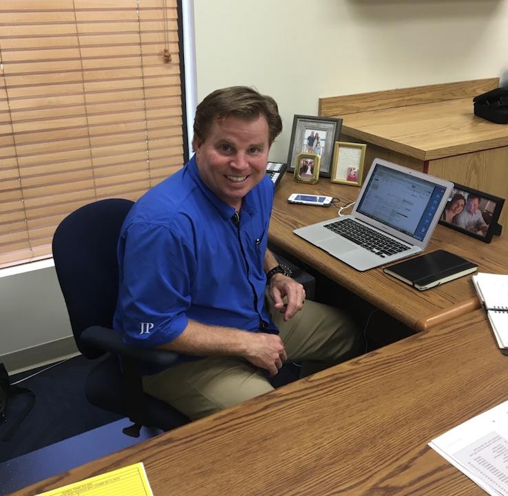 New Staff Profile: Chuck Box