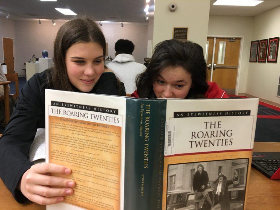 AP students prepare F. Scott Fitzgerald Museum