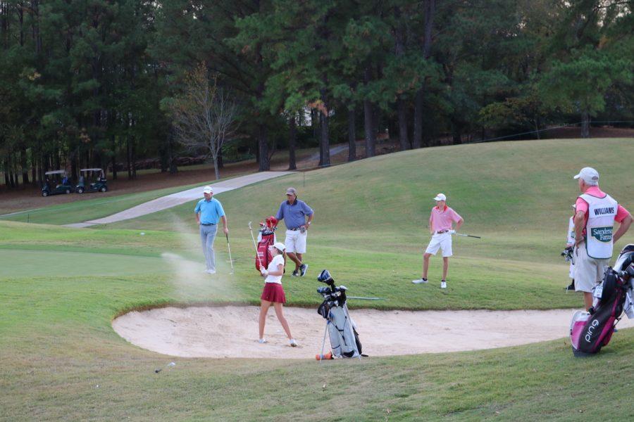 CCJ hosts annual Sanderson Farms Golf Tournament