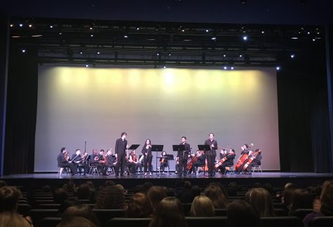 USM Orchestra performs at Prep