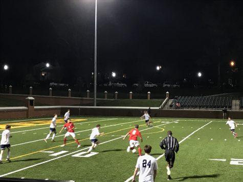 Boys soccer beats JA in tie-breaker to decide number 1 seed