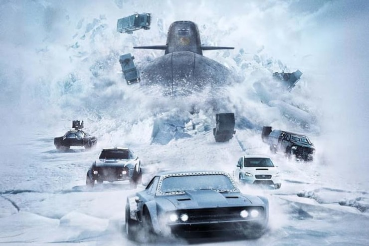 Movie Review: Fate of the Furious