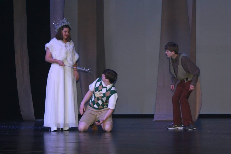 Spring play opens gateway to Narnia