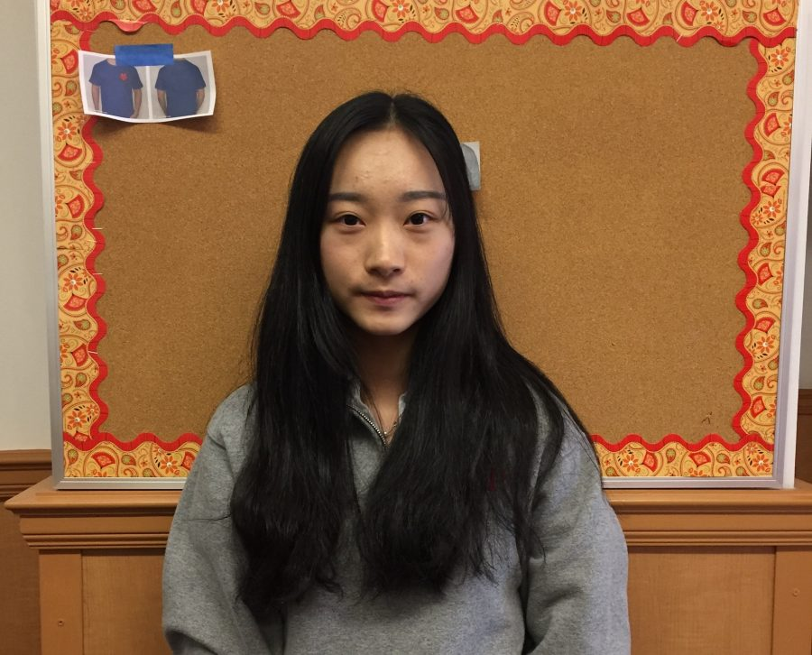 Felicity Xie finds home away from home at Prep