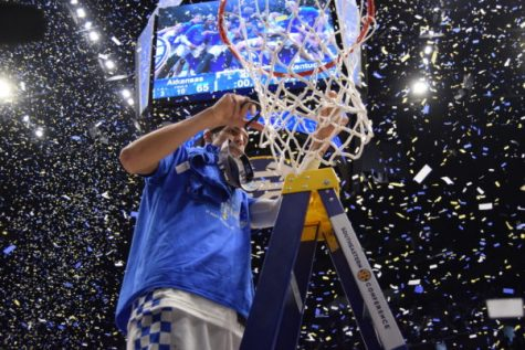 Wildcats take home third straight SEC basketball title