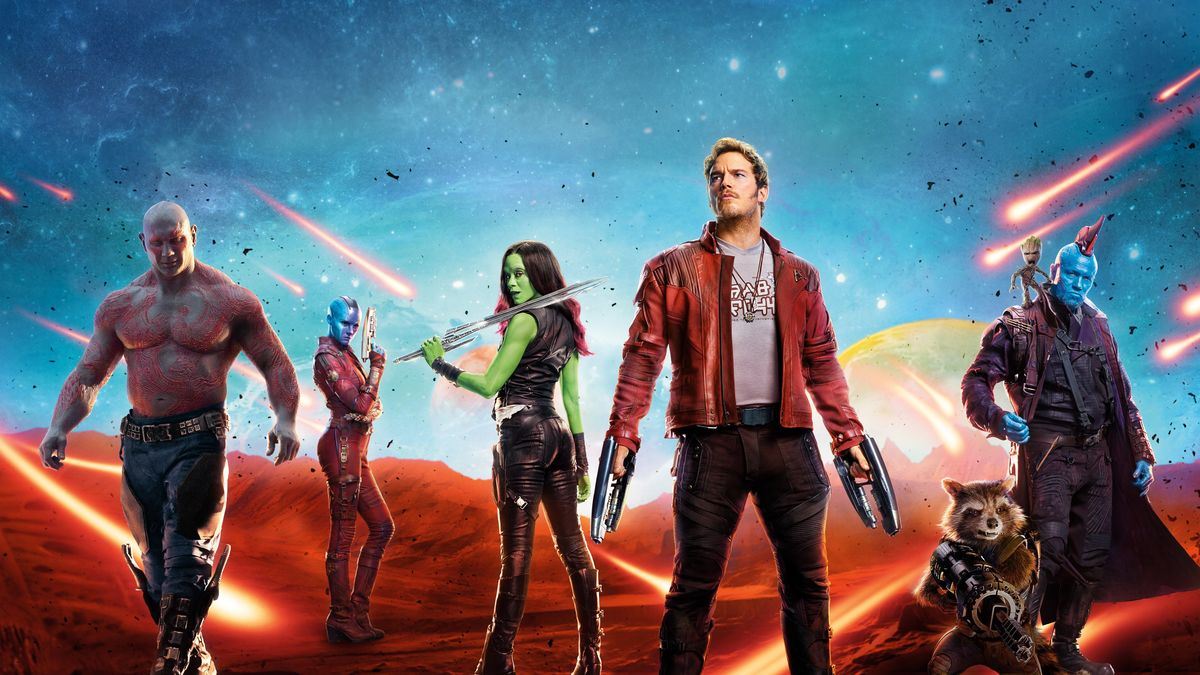 Movie Review: Guardians of the Galaxy rocks ratings
