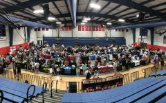 College Fair puts students, schools in contact