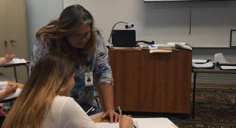 New Teacher Profile: Linda Self