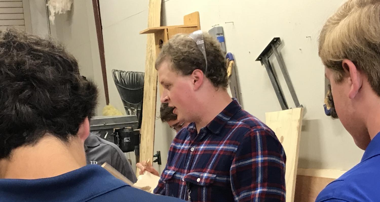 New Teacher Profile: Richart Schug