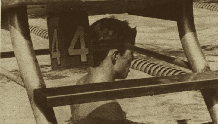 """FROM THE ARCHIVES (Vol. XXVII, No. 2 – October 1996): """"Prep defends swim team championship"""""""