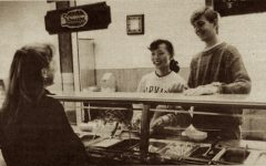 "FROM THE ARCHIVES (Vol. XXII, No. 2 – Nov. 1991): ""Tables turn; students serve in cafeteria"""