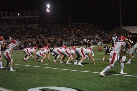 Prep eases past Oak Forest 57-7
