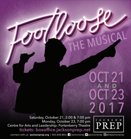 Everybody cuts Footloose (The Musical)