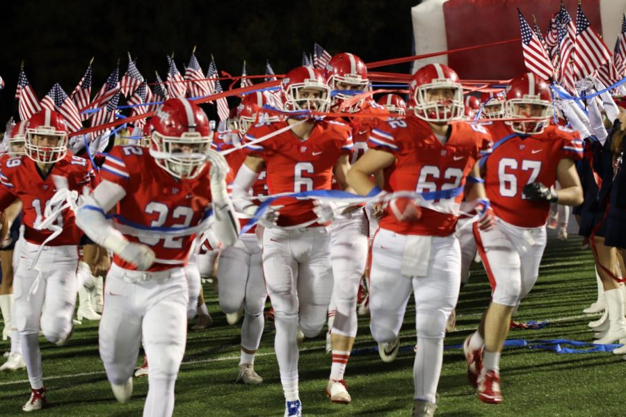 Prep handily dispatches MRA in playoff semifinals
