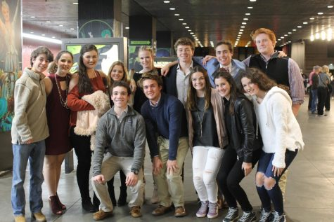Performing Arts students take on the Big Apple