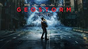 MOVIE REVIEW: Geostorm less of a storm, more of a bore