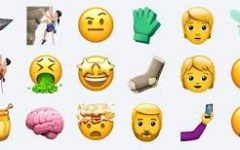 New emojis released
