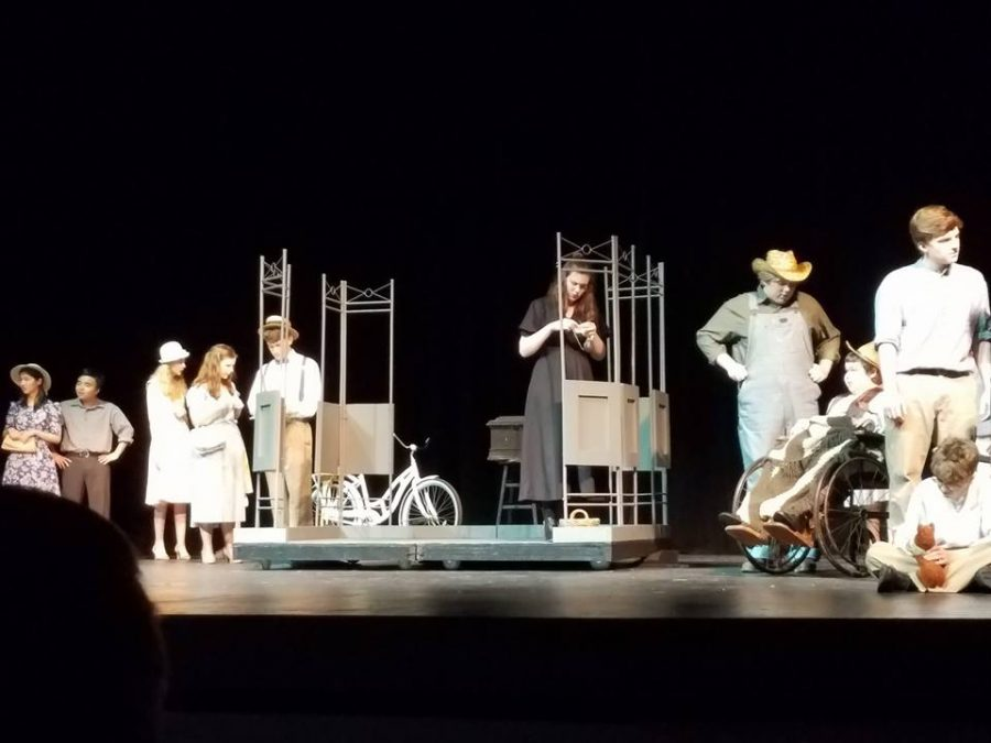 Prep Players advance at MS Drama Fest