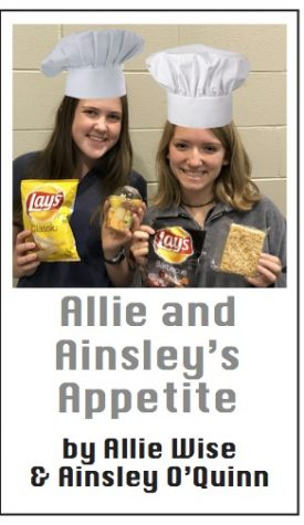 Allie and Ainsley's Appetite Archive (AaAAA)