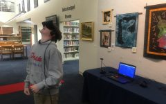 Students dive into virtual reality