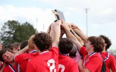 Boys' soccer breaks MS high school record with 8th straight title