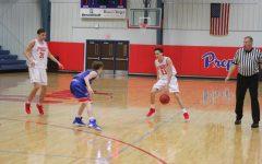 Basketball teams look to finish season strong