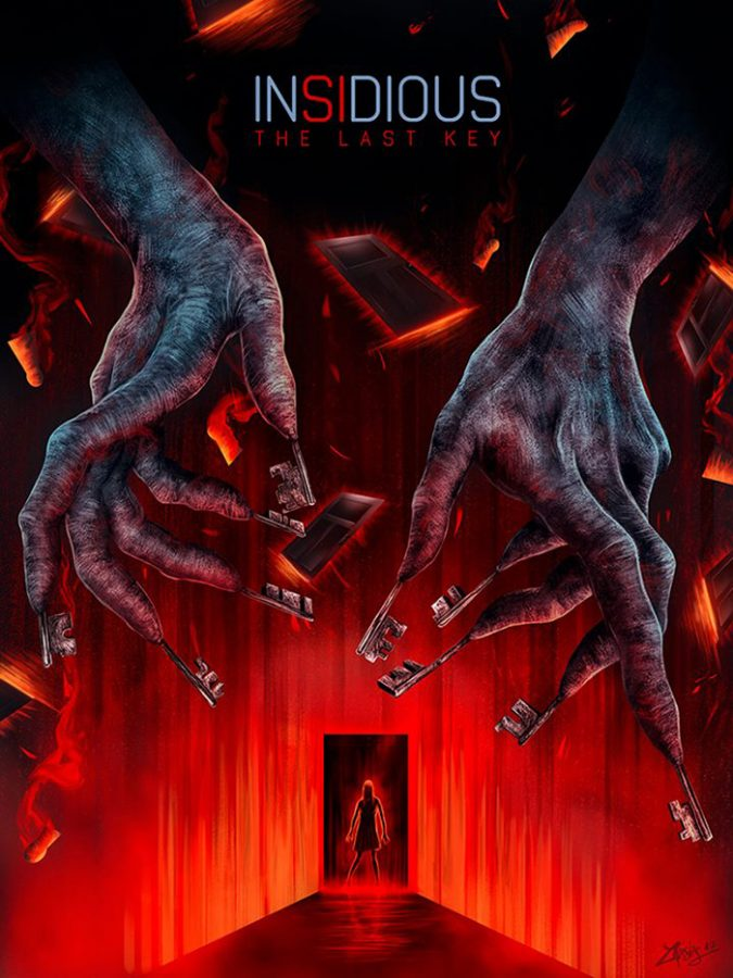 MOVIE REVIEW - Insidious: Last Key wraps up the series