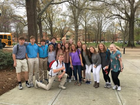 Emerald Isle delights Prep students, faculty