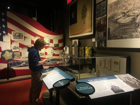 Students visit Mississippi Civil Rights Museum