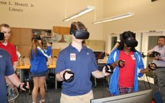 Extended Reality Learning Lab debuts in Prep library