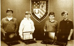 "FROM THE ARCHIVES (Vol. XLIV, Issue 5 – April 2013): ""Junior High News"""