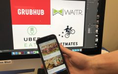 Food delivery apps are changing the game