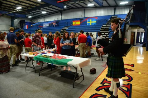 International Day celebrated at Prep