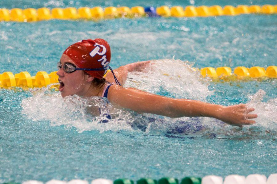 Prep swimmers bring home 45th consecutive MAIS championship