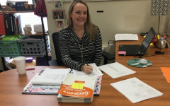 New Teacher Profile: Mary Catherine Foxhall