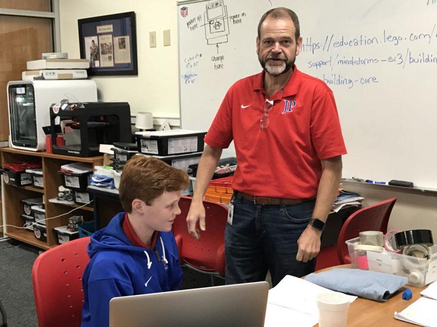 New Teacher Profile: Donald Regan