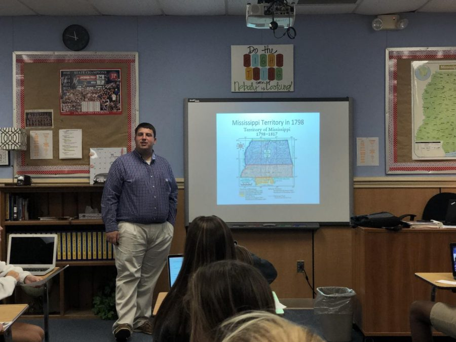 New Teacher Profile: Coach Les Triplett
