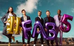 "TV Review: Watch out for ""Queer Eye"""