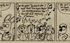 "FROM THE ARCHIVES (Vol. XXXI, No. 5 – Mar. 2001): ""COMICS"""