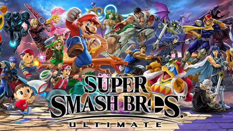GAME REVIEW: Super Smash Bros Ultimate