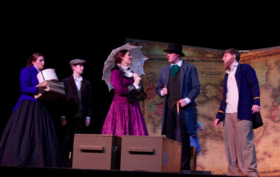 One Act breaks a leg at Northfest