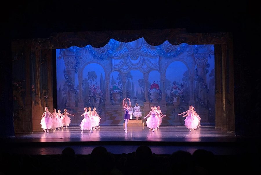 Dancers perform holiday classic