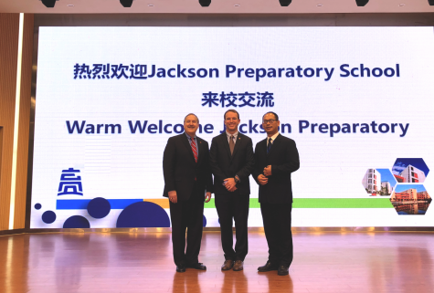 School leaders build bridges with China