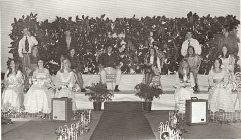 FROM THE ARCHIVES (Précis - 1971): Seniors Lauded at Précis Pageant