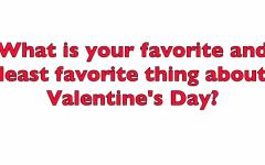 Video Views & Voices: Valentine's Day
