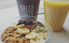 Restaurant Review: Kale Me Crazy