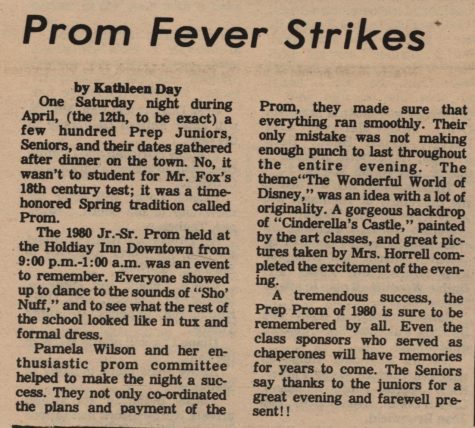 "FROM THE ARCHIVES (Vol. IX, No. 5 – April 1979): ""Seniors Disco"""