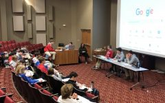 AP Government students participate in mock elections