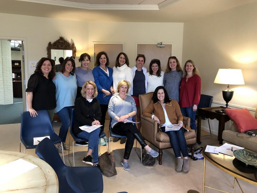 Mothers' group keeps Prep family in their prayers