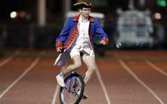 Student Profile: Ben Johnson-the Patriot man, the Patriot myth, the Patriot legend
